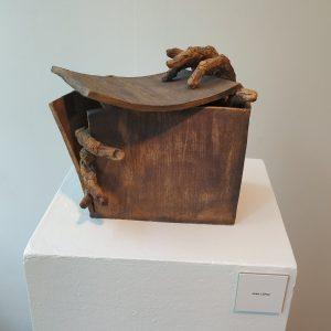 Escultura de Joan Lopez